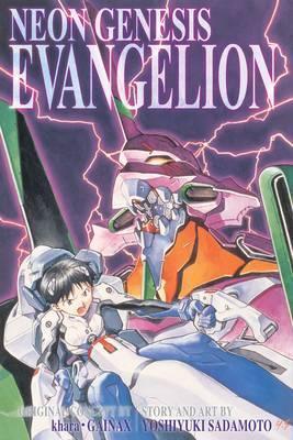 Neon Genesis Evangelion 3-in-1 Edition, Vol. 1 by Yoshiyuki Sadamoto