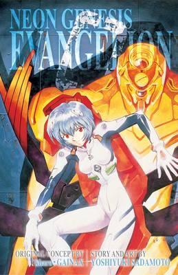 Neon Genesis Evangelion 3-in-1 Edition, Vol. 2 by Yoshiyuki Sadamoto