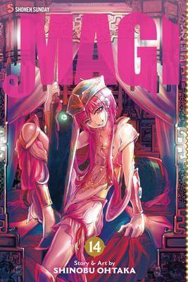 Magi: The Labyrinth of Magic, Vol. 14 by Shinobu Ohtaka