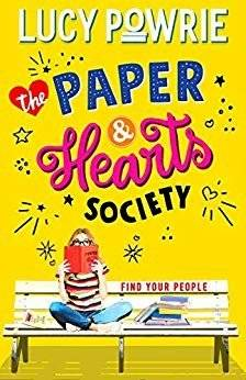 The Paper & Hearts Society by Lucy Powrie