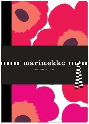 Marimekko Notebook Collection by Dorothy Abbe