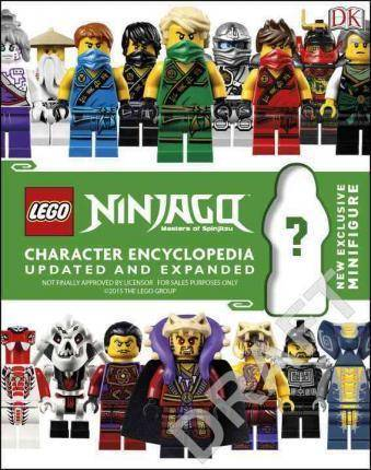 Lego Ninjago Character Encyclopedia, Updated Edition by Claire Sipi