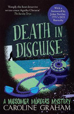 Death in Disguise by Caroline Graham