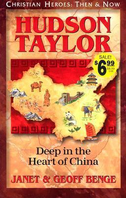 Taylor Hudson Taylor by Janet Benge