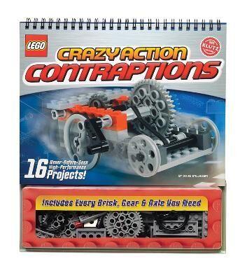 Lego Crazy Action Contraptions by Doug Stillinger