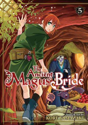 The Ancient Magus Bride: Vol. 5 by Kore Yamazaki