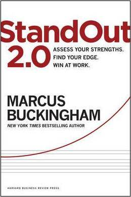 StandOut 2.0 by Marcus Buckingham