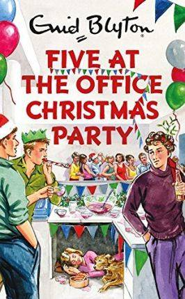 Five at the Office Christmas Party by Bruno Vincent