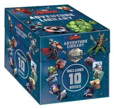 Marvel Avengers: Adventure Library