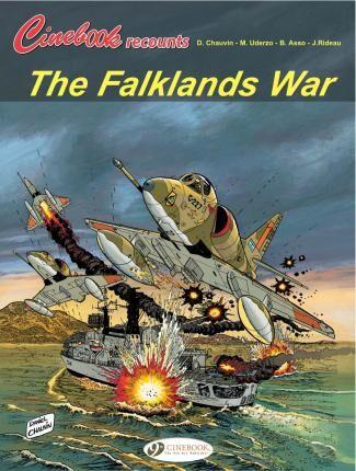 The Falklands War by Bernard Asso