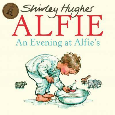 Image of An Evening At Alfie's by Shirley Hughes
