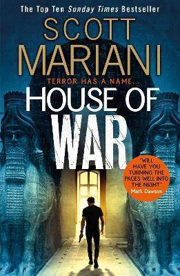 Scott House of War by Scott Mariani