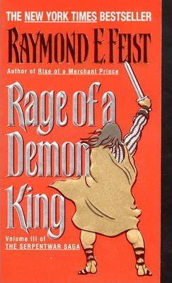 Rage of a Demon King by Raymond E. Feist