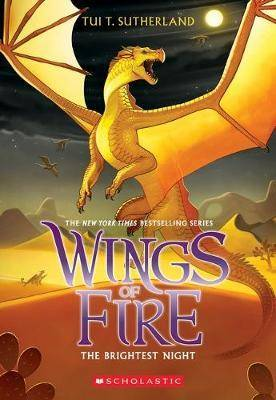Wings of Fire #5: Brightest Night by T  Tui Sutherland