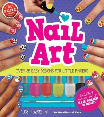 ART Nail Art by Editors of Klutz