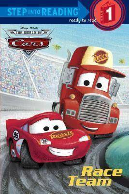 Disney Race Team (Disney/Pixar Cars) by Random House Disney