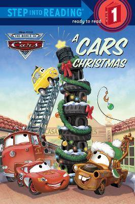 A Cars Christmas by Melissa Lagonegro