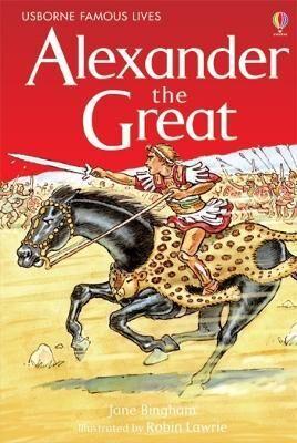 Alexander The Great by Jane Bingham