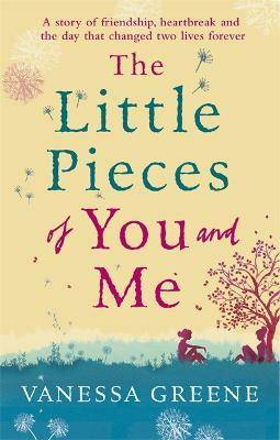 The Little Pieces of You and Me by Vanessa Greene