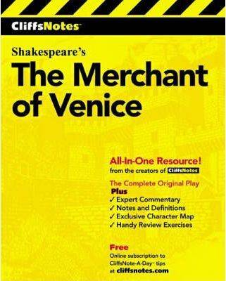 Image of Merchant of Venice: Complete Study Edition by William Shakespeare