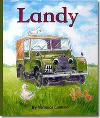 Landy: 1st book in the Landy and Friends series by Veronica Lamond