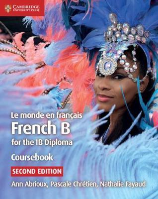 Le monde en francais Coursebook by Ann Abrioux