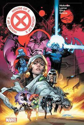 House Of X/powers Of X by Jonathan Hackman