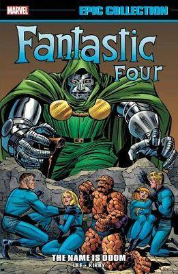 Fantastic Four Epic Collection: By Ben Betrayed by Stan Lee