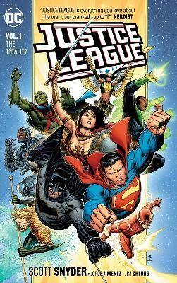 Justice League Volume 1 by Jorge Jimenez