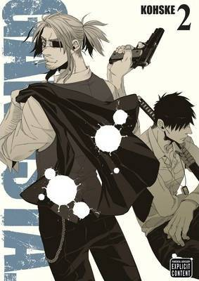 Gangsta., Vol. 2 by Kawase Kohske