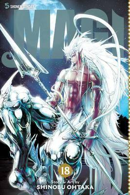 Magi: The Labyrinth of Magic, Vol. 18 by Shinobu Ohtaka