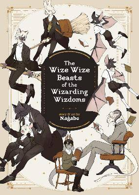 Image of The Wize Wize Beasts of the Wizarding Wizdoms by Nagabe