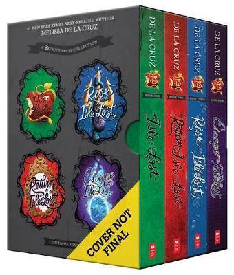 Disney Descendants Box Set (Book 1-4)