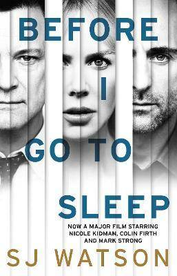 Image of Before I Go To Sleep by S. J. Watson