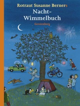 Nacht-Wimmelbuch. Midi-Ausgabe by Rotraut Susanne Berner