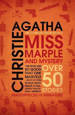 Miss Marple and Mystery by Agatha Christie