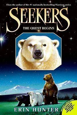 Garmin Seekers #1: The Quest Begins by Erin Hunter