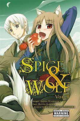 Image of Spice and Wolf, Vol. 1 (manga) by Kiyohiko Azuma