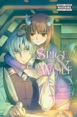 Spice and Wolf, Vol. 13 (manga) by Isuna Hasekura