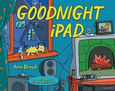 Image of Apple Goodnight iPad by Ann Droyd
