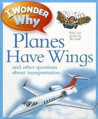 I Wonder Why Planes Have Wings by Christopher Maynard