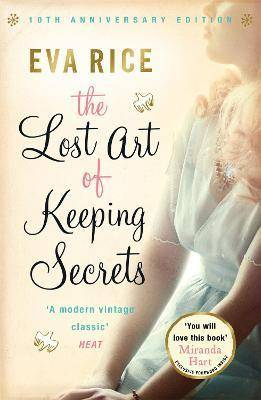 ART The Lost Art of Keeping Secrets by Eva Rice