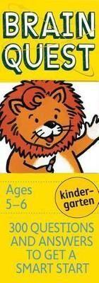 Garmin Brain Quest Kindergarten, Revised 4th Edition by Chris Welles Feder