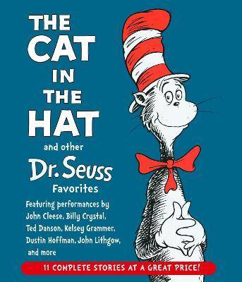 Cat in the Hat and Other Dr. Seus by Seuss Dr