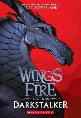 Wings of Fire: Darkstalker by T  Tui Sutherland