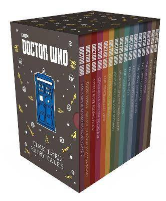 Doctor Who: Time Lord Fairy Tales Slipcase Edition by Various