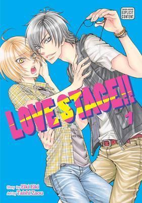 Love Stage!!, Vol. 1 by Eiki Eiki