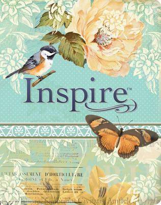 NLT Inspire Bible by Tyndale House Publishers
