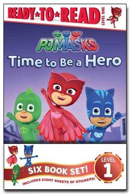Pj Masks Ready-To-Read Value Pack by Various