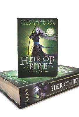 Heir of Fire Miniature Character Collection by Sarah J. Maas
